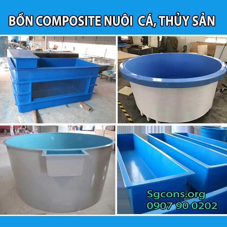 Bon Composite Nuoi Ca