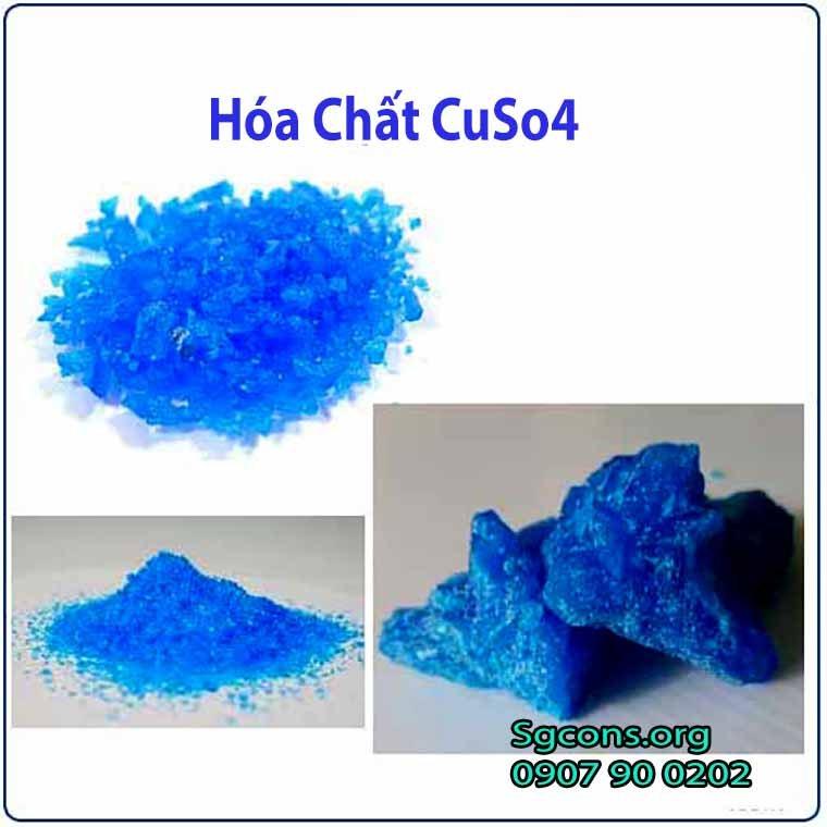 Cong Dung Cua Hoa Chat Diet Reu Cuso4 Voi Be Boi