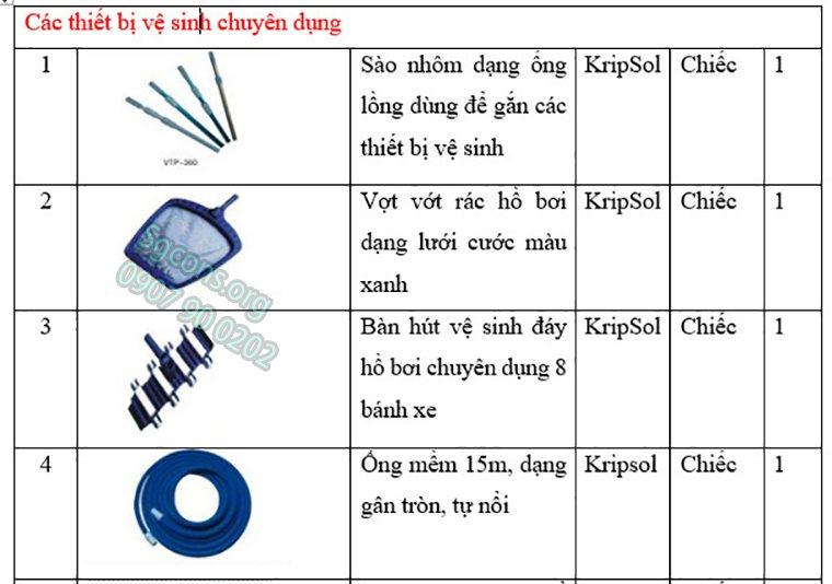 Thiet Bi Ve Sinh Chuyen Dung Cho Be Boi